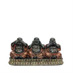 See No Evil Hear No Evil Speak No Evil Bodai